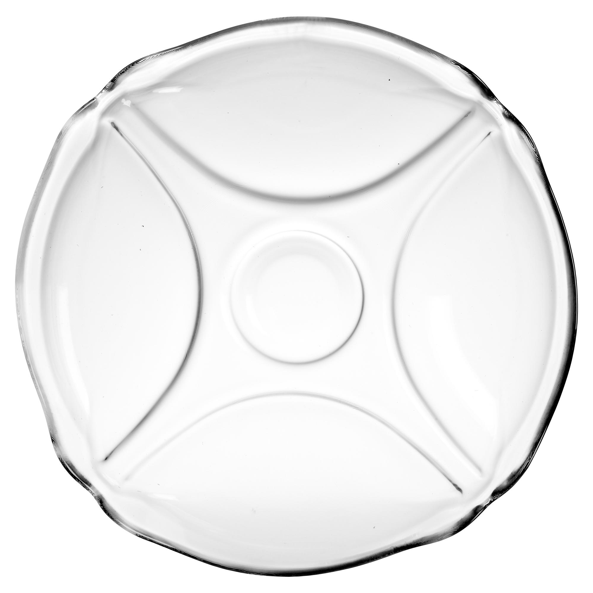 Basic krožnik 4- delni 25,2 cm