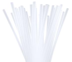 Bio frape slamice bele 150/1