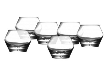 Brek garnitura kozarcev 6/1 whiskey 0,36 cl