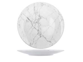 Carrara krožnik plitvi 26 cm