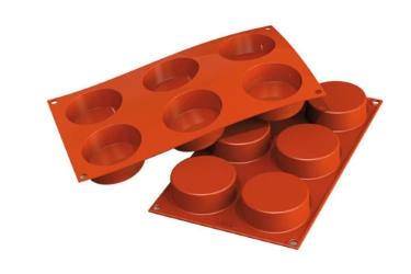Cylinders model silikon