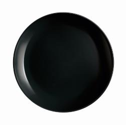 Diwali assiette krožnik desert 19 cm črn