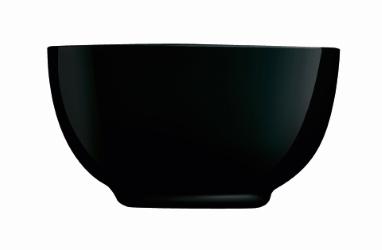 Diwali assiette skleda 14,5 cm/75 cl črna