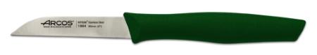 Genova nož 8 cm zelen
