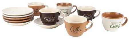Grt skodelic bela kava 6/1 coffee idea