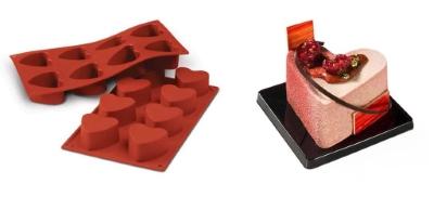 Heart model silikon