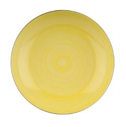 Joy krožnik globoki 22cm rumen