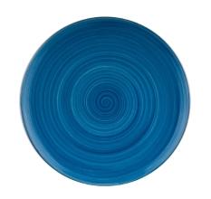 Joy krožnik plitvi 27,5cm modri