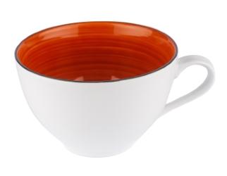 Joy skodelica 400ml oranžna