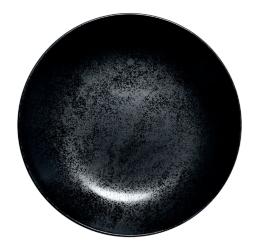 Karbon krožnik coup globoki 23 cm