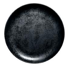 Karbon krožnik coup plitvi 27 cm