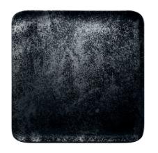 Karbon krožnik kvadratni 22 x 22 cm