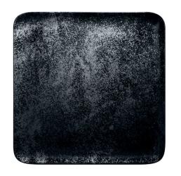Karbon krožnik kvadratni 30 x 30 cm