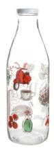 Love italy steklenica za mleko 1 l