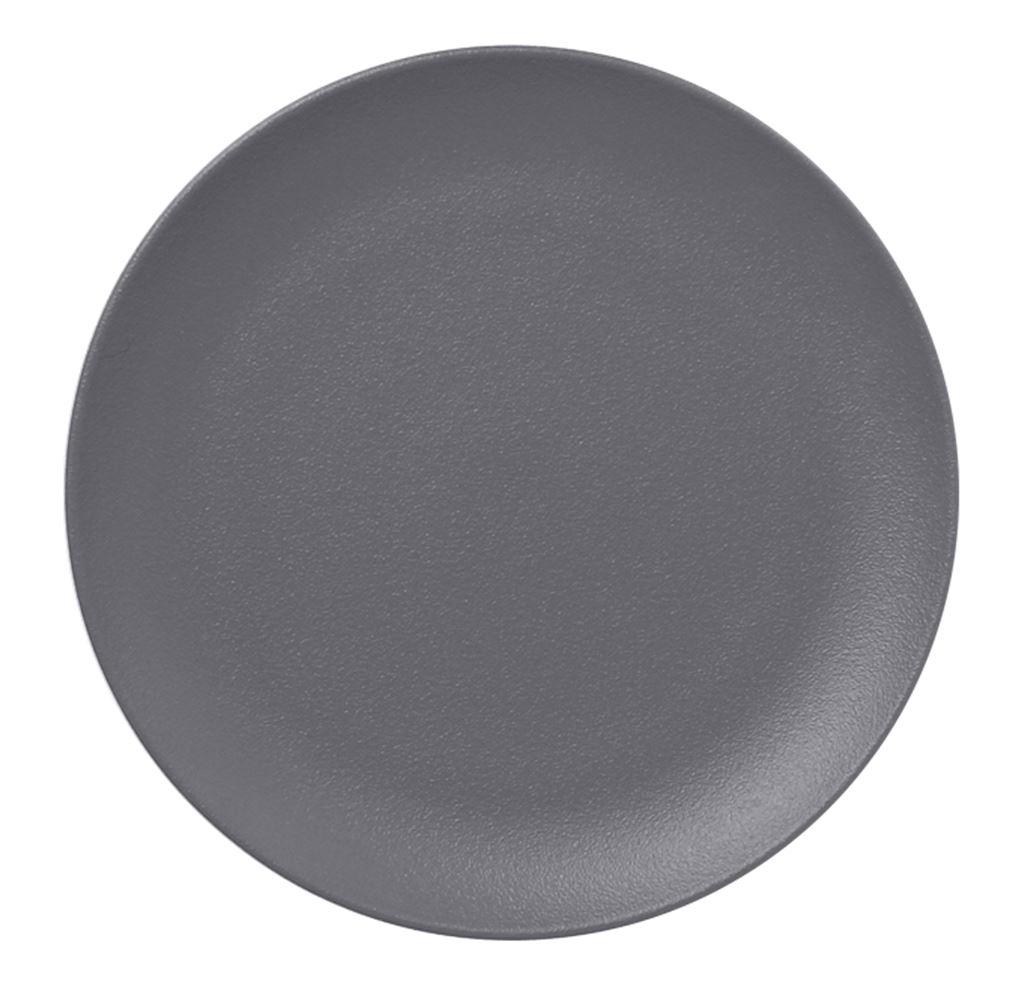 Nf krožnik coup plitvi 27 cm siv