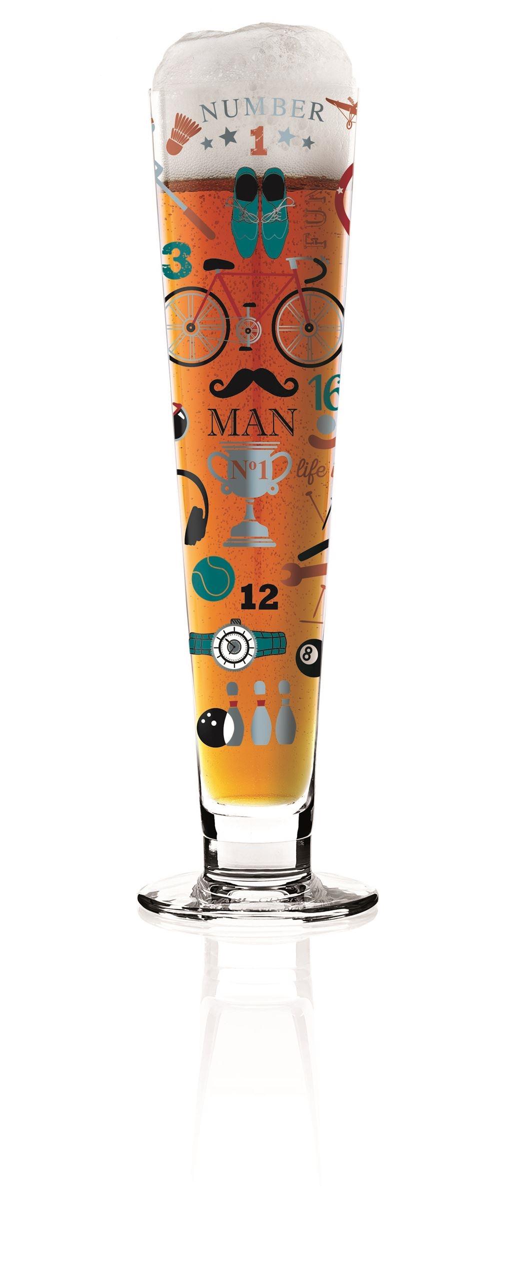 Number 1 kozarec pivo 0,40 l