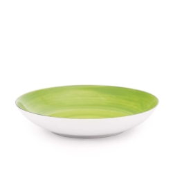 Ole joy krožnik globoki 22cm zelen