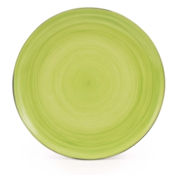 Ole joy krožnik plitvi 27,5cm zelen