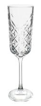 Timeless garnitura kozarcev 4/1 šampanjec 0,17 cl
